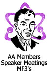 Alcoholics Anonymous Speaker Meeting Talks MP3