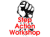 step action workshop alcoholics anonymous